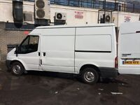 FINANCE AVAILABE FORD TRANSIT MWB YEAR 2008 , PLY LINNED READY TO WORK