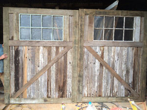 antique barn doors different sizes from 255.00 to 590.00