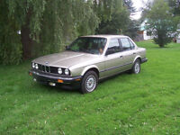 1986 BMW 325 E amazing shape