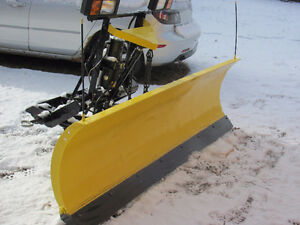 7.5 ft.. Fisher Plow