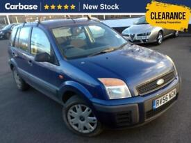 2006 FORD FUSION 1.4 Style 5dr [Climate]