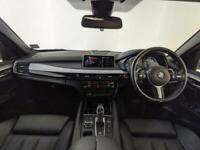 2016 BMW X6 XDRIVE30D M-SPORT AUTO SAT NAV REVERSING CAMERA LEATHER INTERIOR
