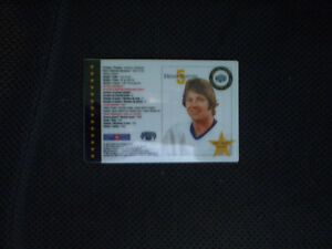 timbre nhl all stars 2001 4 de 6 denis potvin/de post canada