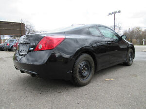 2010 Nissan Altima Coupe 2.5 S!