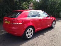 Audi A3 2.0TDI Sport 2007 £3100