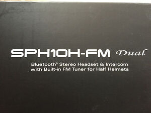 INTERCOM SENA  SPH10H-FM DUAL