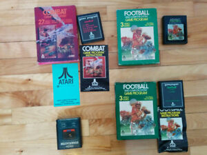 Jeux Atari 2600 VCS Games