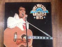 2x Elvis Vinyls