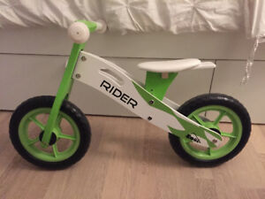 Balance Bike for toddlers!