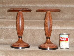 Indian decore candle holders - stands