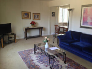 SPACIOUS FULLY FURNISHED 2 BED 1 BATH IN CENTRAL LONSDALE