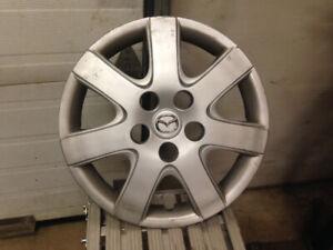 """15"""" Mazda wheel cover"""
