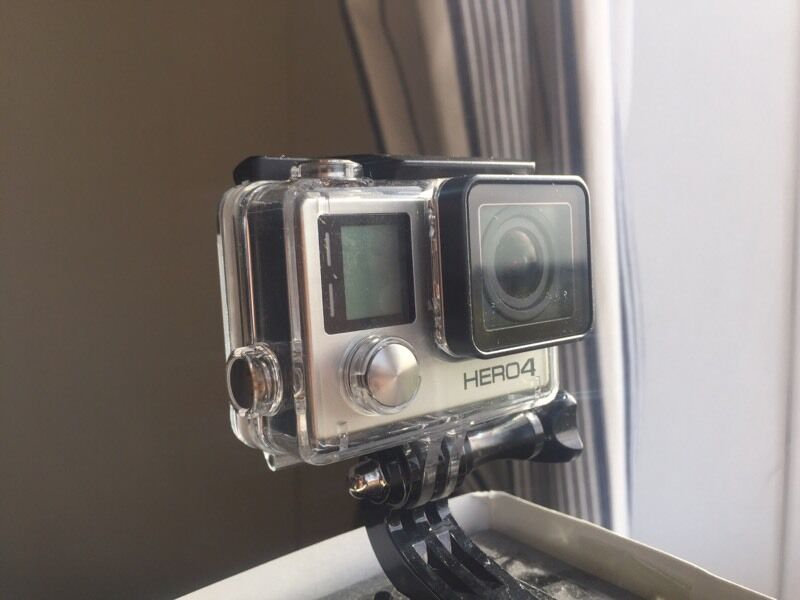 GoPro Hero4 Black EditionAccesoriesin Clapham Junction, LondonGumtree - Everything you need to get started! GoPro Hero4 Black Edition (4K)Waterproof HousingSpare Backdoors32GB Micro SD Card3x BatteriesMountsUSB Charging CableSee Photos for examples of the quality!