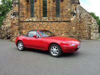1990 Mazda mx5 mk1 - only 50,000 miles from new.