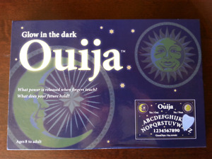 Glow in the Dark Ouija Board