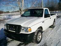 2009 Ford Ranger 2 DR 4 CYL 5 SPEED  ONLY 33 KM