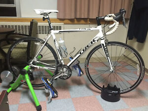Trek road bike 56cm