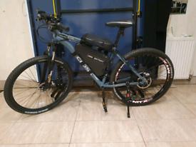 1500w 52v 20ah electric Cross fxt700 bike hardly used