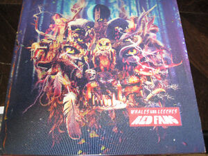 RED FANG-WHALES AND LEECHES 2 LP