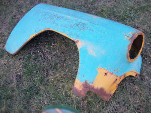 1953 Chev front fenders