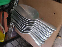 12 BULK FOOD SCOOPS $9 TAKES THEM ALL 519 729-5862