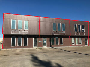 For Lease  - 3,100 - 9,300 SF Office/Industrial Bays, Edmonton