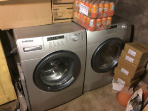 Washer & dryer frontal Samsung - Laveuse Sécheuse frontale