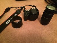 Canon t1i DLSR Camera Mint Condition