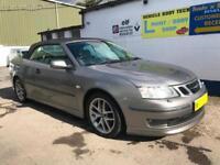 2005 Saab 9-3 2.0T Turbo Convertible Automatic - Metallic Grey