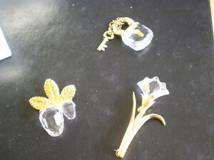 3 - Swarovski Crystal Memories Brooches/Pins and Pendant Kitchener / Waterloo Kitchener Area image 3