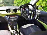 2014 Vauxhall ADAM 1.2 JAM S/S Manual Hatchback