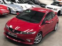 2007 Honda Civic 2.0 i-VTEC Type R GT Hatchback 3dr Petrol Manual (215