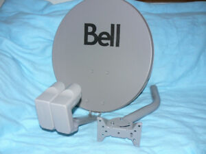 "BELL  "" NEW  ""  20"" SATELLITE  DISHES"