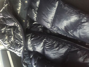 Two Moncler coats last year winter bought new now for sale 900