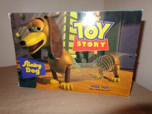 Toy Story Histoire de Jouets Slinky Dog