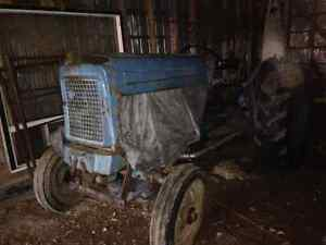 Cockshutt Tractor for parts