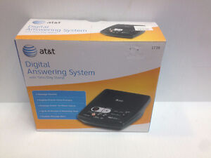 at & t Digital Answering System-model 1739