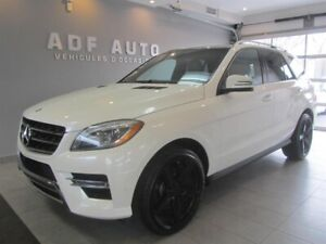 Mercedes-Benz M-Class ML350 BLUETEC 4MATIC AMG PACKAGE 2015