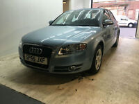 Audi A4 2.0 CVT 2006MY SE DELLER SERVICE HISTORY LONG MOT LOW MILLAGE 2 KEYS