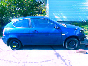 2007 Hyundai accent for parts