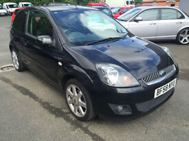 Ford Fiesta 1.25 2007.25MY Zetec Climate 2 OWNER ONLY 40000 MILES FSH