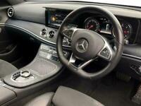 2018 Mercedes-Benz E-CLASS E 220 d AMG Line Saloon Auto Saloon Diesel Automatic