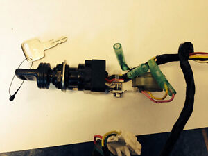 USED YAMAHA KEYSWITCHES FOR OUTBOARDS