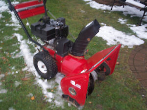 Cash Paid for your Unwanted Snowblowers & Small engines