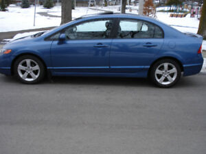 2008 HONDA CIVIC EX (AUTO  A/C ELECTRIC  TOIT)