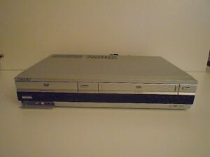 SONY VCR/DVD COMBO