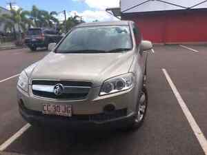 2007 Holden Captiva SX 4x4 Rosebery Palmerston Area Preview