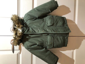 Winter jacket in good condition
