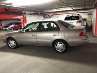1998 Toyota Corolla LOW MILLAGE NEGO