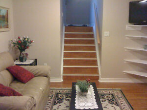 FURNISHED BASEMENT APARTMENT - Brampton